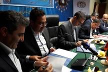 تفاهم نامه ساخت قطار حومه ای در اراک منعقد شد