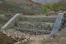 عملیات آبخیزداری در 8 هزار هکتار حوضه خراسان شمالی انجام شد