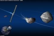 هزینه 69 میلیون دلاری برای کوبیدن فضاپیما به سیارک نزدیک کره زمین