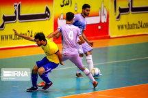 مربی تیم سوهان محمد سیما: بازی از نظر فنی یکطرفه بود