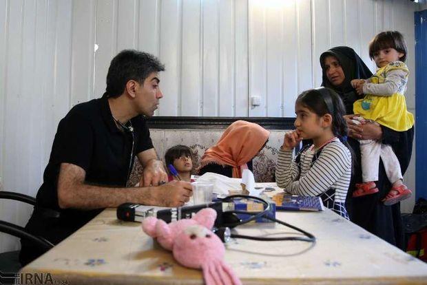 اعزام اکیپ پزشکی به مناطق محروم مهاباد