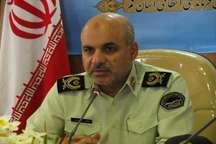 فرمانده انتظامی قم: ناآرامی های اخیر در استان هیچ گونه خسارتی در پی نداشت
