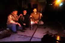 دستگیری 2 شکارچی غیرمجاز در سلسله