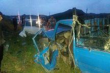 تصادف در جاده سردشت دزفول 2 کشته برجا گذاشت