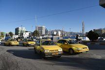 افزایش کرایه تاکسی در کرمانشاه نداریم