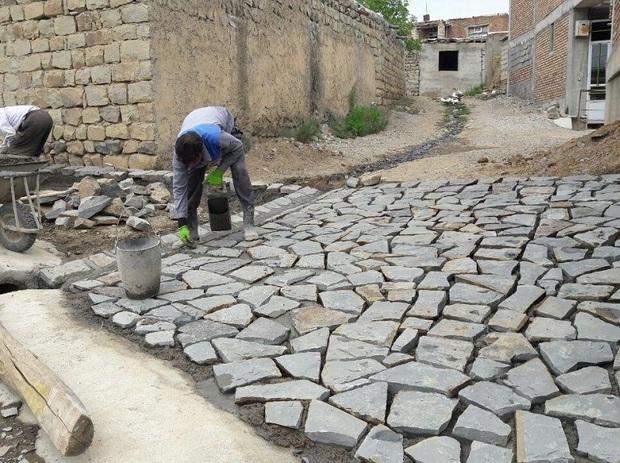 طرح هادی در 145 روستای خراسان شمالی در حال اجرا است
