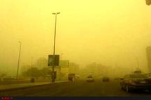وضعیت هوای لرستان در شرایط خطرناک  آلودگیهوای پلدختر 14 برابر حد مجاز