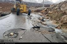مسیرها و پل های آسیب دیده در استان کرمانشاه را مرمت می کنیم