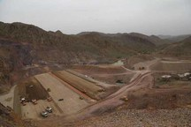 سد بالاخانلو اواخر سال آینده آبگیری می شود