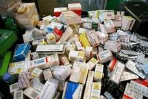 6500 بسته داروی قاچاق در گناباد کشف شد