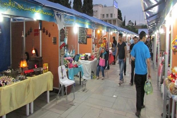 شهر سیمینه بوکان صاحب بازارچه صنفی میشود