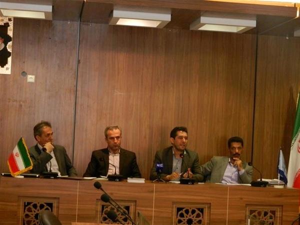 بهبود فضاهای زیست محیطی  اصفهان با تغییر روش های برداشت از معادن