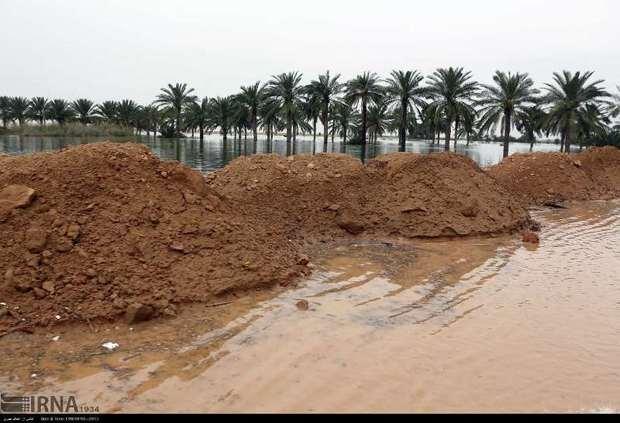 6 روستا  در کرمان بر اثر تهدید سیلاب تخلیه شد