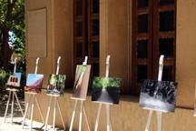 نمایشگاه عکس آثار تاریخی مهریز دایر شد
