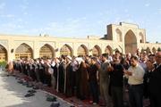 نماز عید قربان در قزوین اقامه می شود