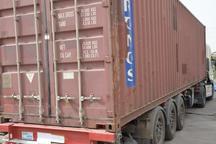 کامیون حامل مواد محترقه غیرمجاز در تالش متوقف شد