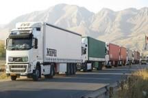 جابجایی بیش از 111 میلیون تن کالا توسط ناوگان باری جاده ای آذربایجان غربی