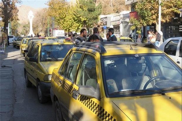 نرخ جدید کرایه تاکسی در کرمانشاه اعلام شد
