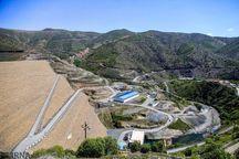 نیروگاه تلمبه ذخیره سد آزاد ظرفیت تولید ۵۰۰ مگاوات برق دارد