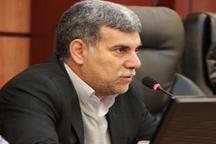 پیشرفت 40 درصدی خط انتقال آب چشمه هفتیان به شهر تفرش