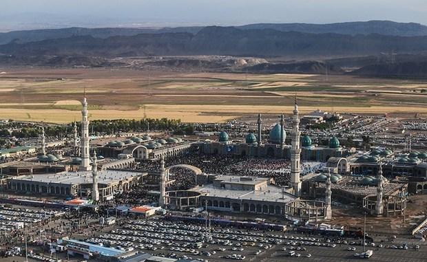 200 هکتار پارکینگ در محدوده مسجد جمکران آماده سازی شد