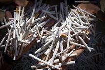 کشف محموله میلیاردی سیگار قاچاق در  آذربایجانغربی