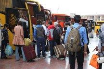 46 هزار مسافر با ناوگان حمل ونقل جاده ای زنجان  سفر کردند