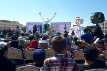 سیزدهمین جشنواره بینالمللی تئاتر خیابانی مریوان آغاز شد