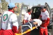 جمعیت هلال احمر زنجان به 305 حادثه دیده جاده ای امداد رسانی کرد