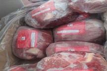 50 تن گوشت قرمز منجمد در خراسان شالی توزیع می شود