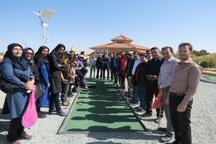 نفرات برتر مسابقات مینی گلف قهرمانی استان اصفهان مشخص شدند