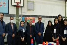 جشنواره علمی مهارتی دانش کاپ در البرز آغاز شد