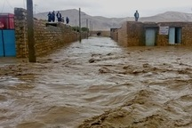 374 نفر گرفتار در سیلاب خوزستان امدادرسانی شدند