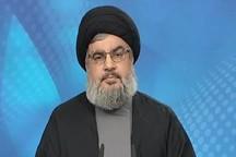 سید حسن نصرالله:انقلاب اسلامی ایران آرزوی مستضعفان جهان را زنده کرد