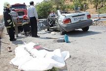 حوادث رانندگی نوروز در خراسان شمالی 75درصد افزایش داشت