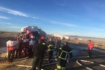 32 حادثه دیده در خراسان جنوبی امدادرسانی شدند