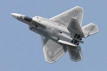 آمریکا 12 جنگنده اف 22 به خلیج فارس اعزام کرد
