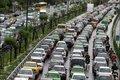 تصادف سبب ترافیک در آزاد راه های البرز شد
