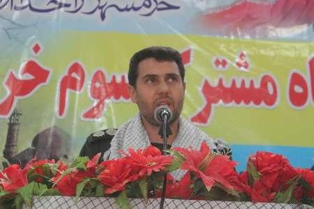 سوم خرداد بارزترین نصرت الهی به مردم ایران است