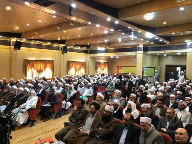 گردهمایی علمای اهل سنت استان های خراسان در تربت جام برگزار شد