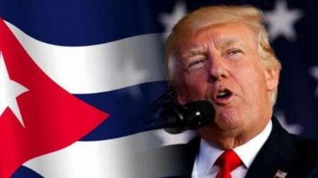 جزییات سیاست جدید احتمالی دولت ترامپ در قبال کوبا