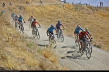 مسابقات دوچرخه سواری بروجن سهمیه ورودی المپیک است