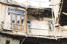 روستائیان از سکونت در ساختمان های کم دوام خودداری کنند