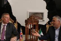 سفیر انگلیس: تعهد به برجام، پایه روابط ما با ایران است