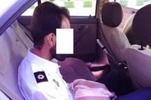 دستگیری اخاذ مامورنما قبل از ارتکاب جرم در مرودشت