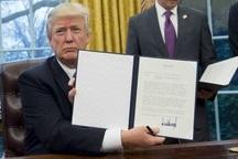 ترامپ فرمان تحریمهای جدید علیه کره شمالی را امضا کرد