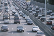 چهار درصد ورود وسیله نقلیه به استان قم افزایش یافت