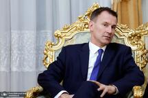 وزیر خارجه انگلیس: به دنبال تقابل با ایران نیستیم