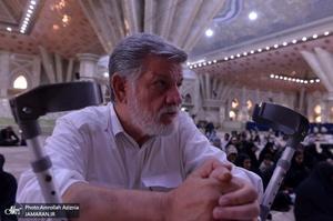 تجدید میثاق آزادگان سرافراز با آرمان های حضرت امام خمینی(س)