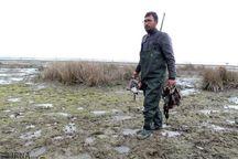تشدید برخورد محیطزیست مازندران با شکارچیان غیرمجاز